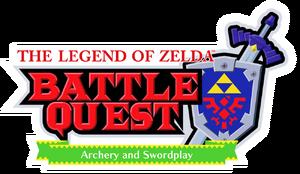 Nintendo Land - The Legend of Zelda Battle Quest logo