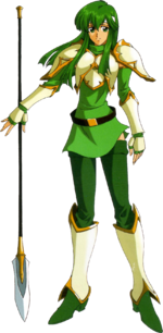 Palla (Fire Emblem Monshou no Nazo - 2)