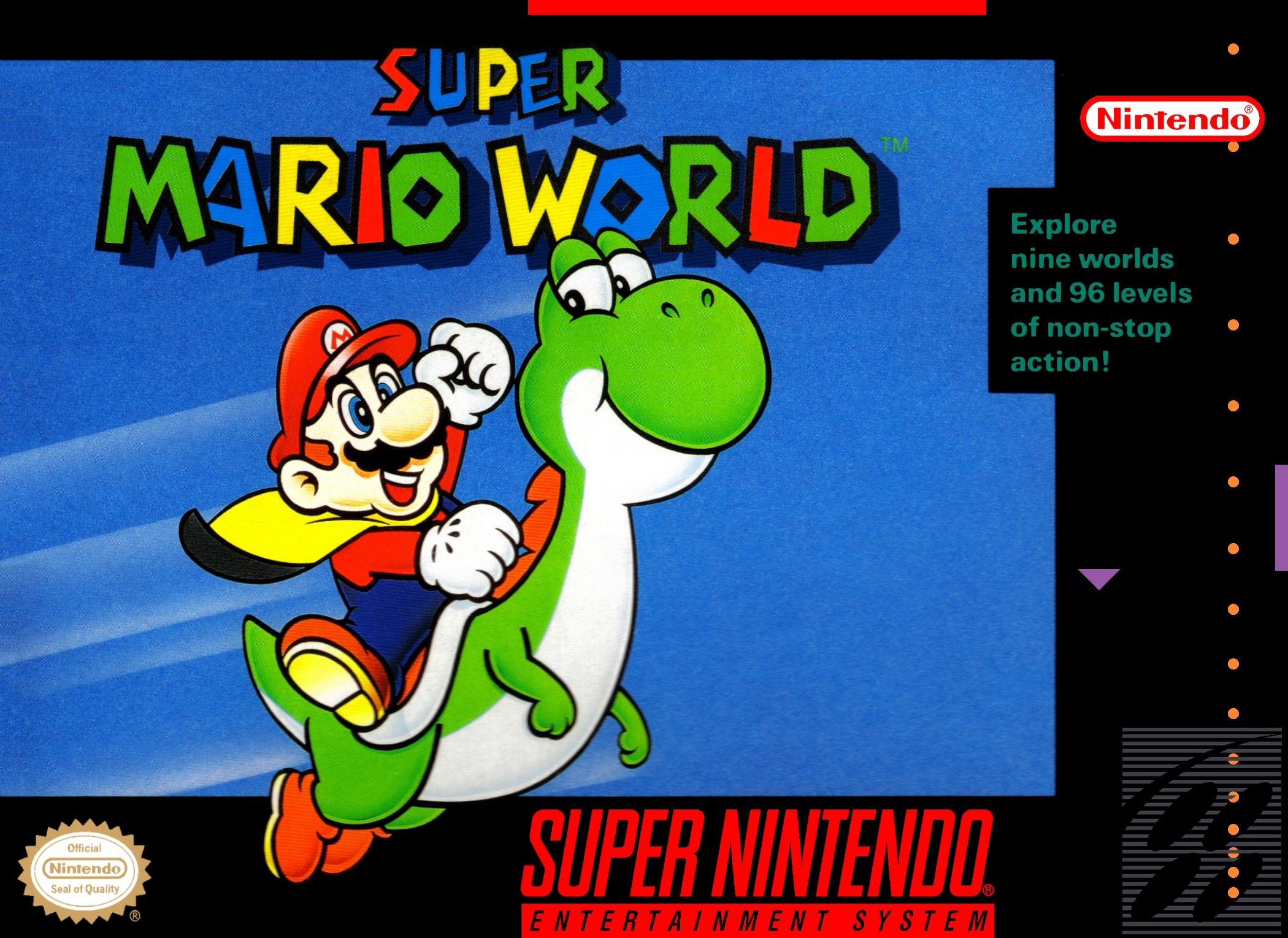 Super Mario World Nintendo Fandom