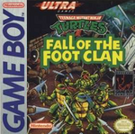Teenage Mutant Ninja Turtles Fall of the Foot Clan (NA)