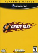 Crazy Taxi (Players Choice) (NA)