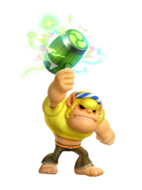 Kirby Star Allies - Character artwork 09
