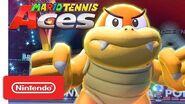 Mario Tennis Aces - Boom Boom