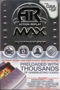 GBA Action Replay