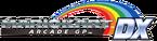 Mario Kart Arcade GP DX - logo