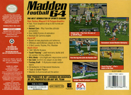 N64 MaddenFootball64 NA2