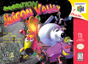 Space Station Silicon Valley (N64) (NA)