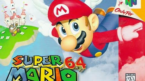 Super Mario 64 (N64) Longplay 85