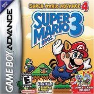 Super Mario Advance 4 Super Mario Bros 3 (NA)