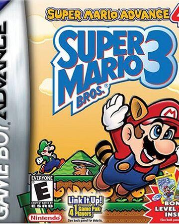 Super Mario Advance 4 Super Mario Bros 3 Nintendo Fandom