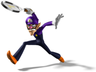 Waluigi MPT Artwork