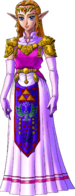 Adult Princess Zelda (OoT)