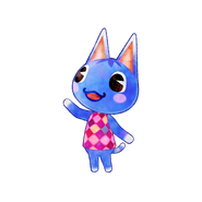 Animal Crossing - Happy Home Designer - Char 07