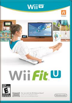 Caja de Wii Fit U (NA)