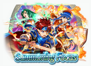 Fire Emblem Heroes - Summoning Banner - Cecilia and Lilina's Battle