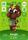 Animal Crossing Amiibo Card 056