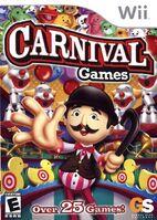 Carnival Games (Wii) (NA)