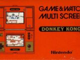 Donkey Kong (Game & Watch)