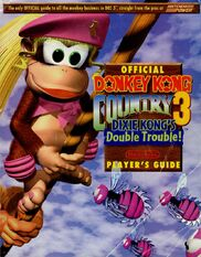 Donkey Kong Country 3 Player's Guide