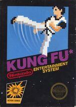 Kung Fu NES NA