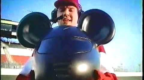Mickey's Speedway USA (Nintendo 64 N64) - Retro Video Game Commercial Ad