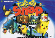 Pokemon Snap (EU)