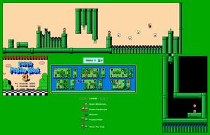 SMB3 World 7-Piranha Plant 2