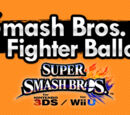 Smash Bros Fighter Ballot