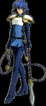 Catria (Fire Emblem Monshou no Nazo)