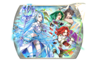 Fire Emblem Heroes - Summoning Banner - Weapon Triangle