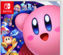 Kirby Star Allies/gallery