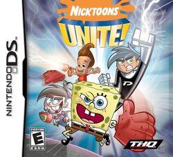 Nicktoons Unite (NDS) (NA)