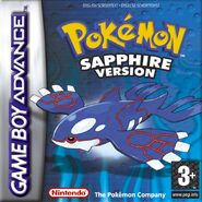 Pokemon Sapphire (EU)