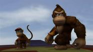 Super Smash Bros Brawl - Subspace Emissary - Outside the Ancient Ruins (100% Gameplay Walkthrough) 6-0 screenshot