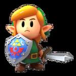 The Legend of Zelda - Link's Awakening - Link