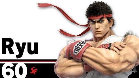 60- Ryu – Super Smash Bros. Ultimate