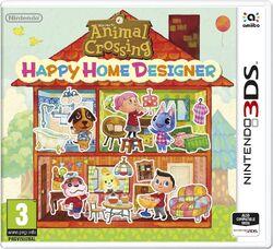 Animal Crossing HHD europa