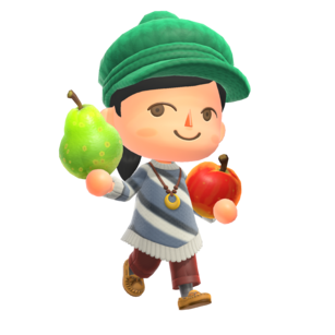 Animal Crossing New Horizons - Character artwork 09