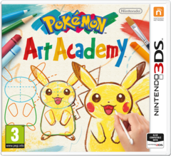 Carátula Pokémon Art Academy