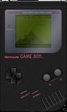 Game Boy - Deep Black