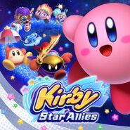Kirby Star Allies - Key Art 05