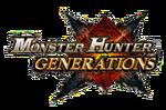 Monster Hunter Generations logo