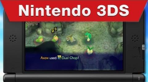 Nintendo 3DS -- Pokémon Mystery Dungeon Gates to Infinity Trailer