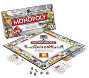 Nintendo monopoly 2