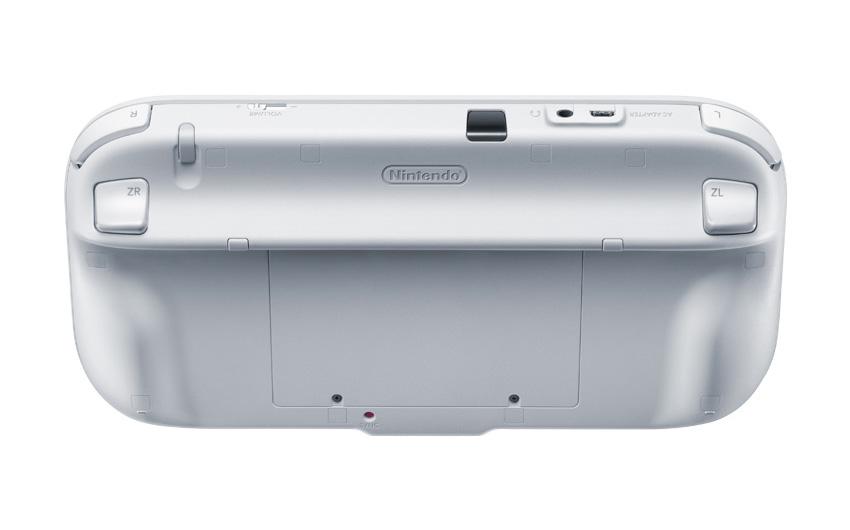 Wii U Gamepad Png