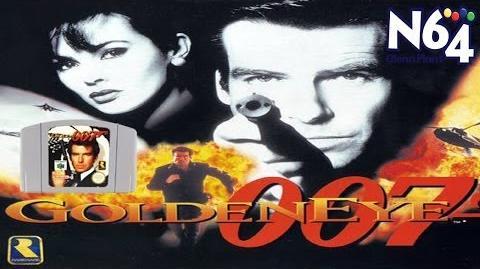 Goldeneye 007 - Nintendo 64 Review - HD