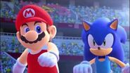 Mario & Sonic at the Tokyo 2020 Olympic Games ENDING CUTSCENE