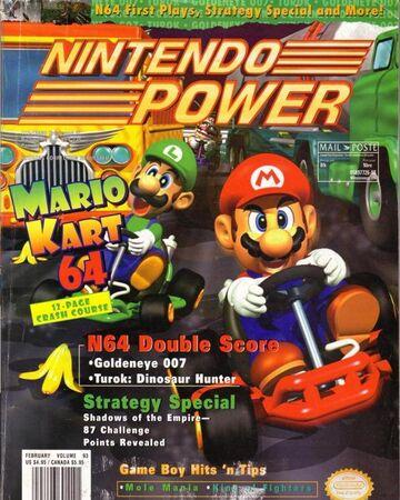Nintendo Power V93 Nintendo Fandom