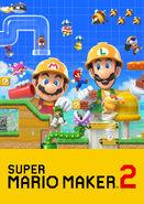 Super Mario Maker 2 - Key Art 02