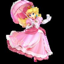 Super Smash Bros. Ultimate - Character Art - Peach